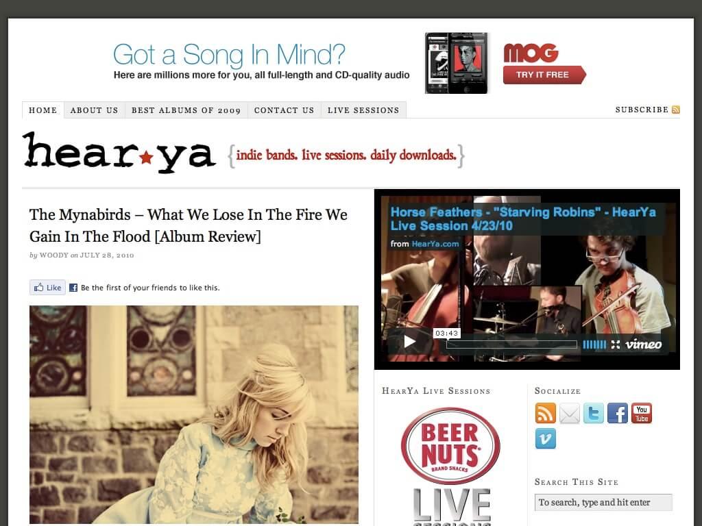 HearYa.com