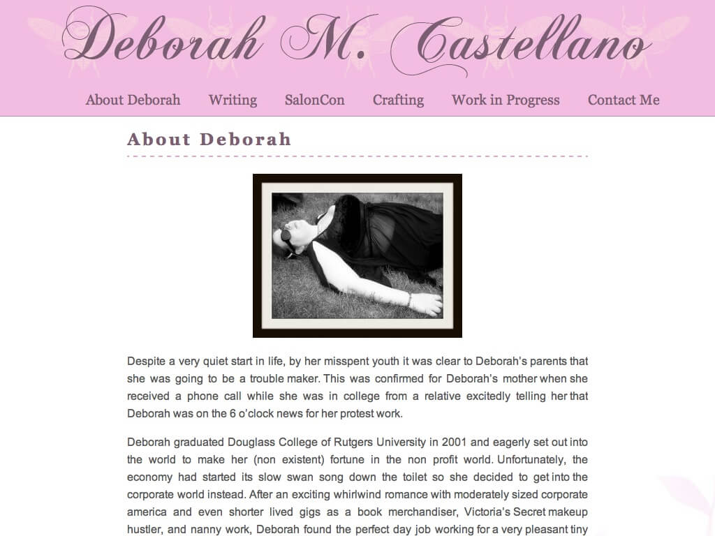 Deborah M. Castellano