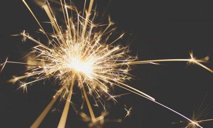 Sparks Ignite Magic: April at Panoptic