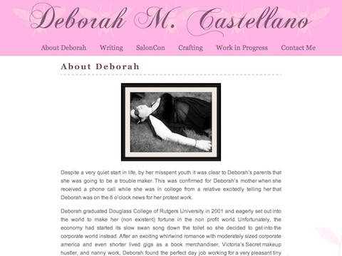 www.deborahmcastellano.com